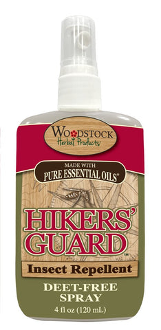 Hikers Guard Insect Repellent spray