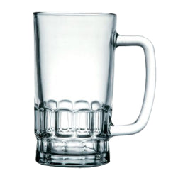 Mugs - Glass - 16oz Beer Stein/ Mug