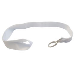 Sublimation Lanyard Only - Plain White