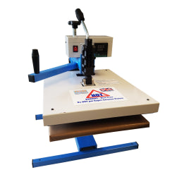 Pressmech A3 T-Shirt Press with Changeable 3 Platen Kit