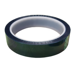Heat Resistant Tape - Green - 20mm