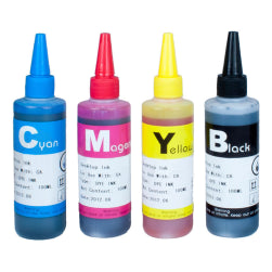 Canon Compatible Dye Ink Refill Set 100ml