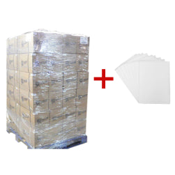 PROMOTIONAL FULL PALLET - Premium 11oz White Mugs + Free Sublimation Paper
