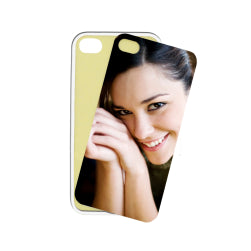 Rubber iPhone 4/4S Sublimation Phone Case