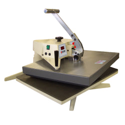 38cm x 50cm Adkins Manual Flat Heat Press