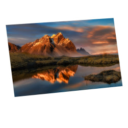 "Metal Sublimation Sheet - Ultra HD 1.15mm Sheets - 6"" x 9"" (15.2cm x 22.8cm)"