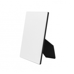 "Photo Frame/ Panel - MDF Photo Panel with Stand - 4"" x 6"""
