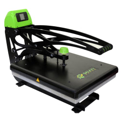 "Galaxy Flat Manual Heat Press 16"" x 20"""