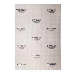 Titan X Sublimation Paper for Textiles - A4 (100 Sheets)