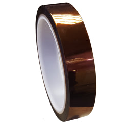 Heat Resistant Tape - Brown - 20mm