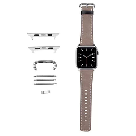 Accessories - Sublimation Wrist Strap for 38MM Apple Watch - DARK GREY
