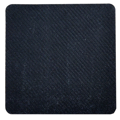 Coaster - 10 x Neoprene - Square - 9.5cm - 3mm Thickness