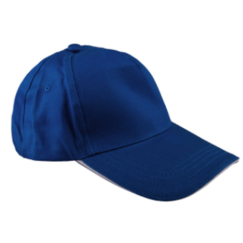 Hats & Headwear - COTTON - Baseball Cap - Sapphire Blue