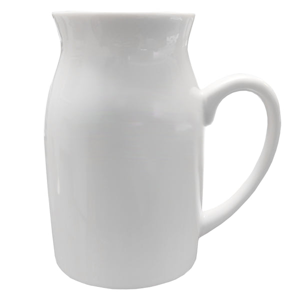 Sublimation Ceramic Milk Jug - 450ml