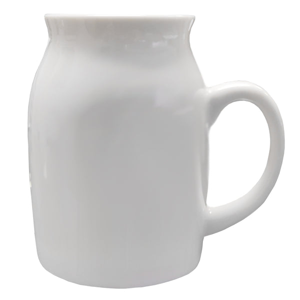 Sublimation Ceramic Milk Jug - 300ml