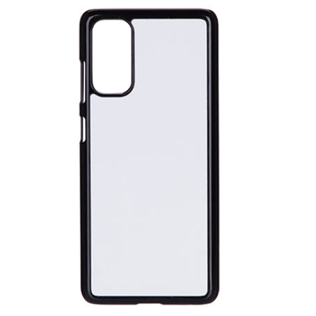 Phone Case - Plastic - Samsung Galaxy S20 - Black