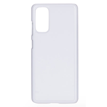 Phone Case - Plastic - Samsung Galaxy S20 - White