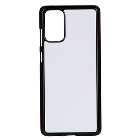 Phone Case - Plastic - Samsung Galaxy S20+ (PLUS) - Black