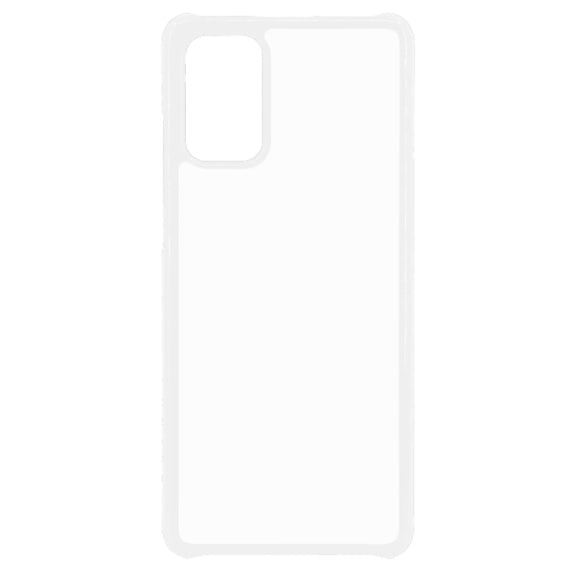 Phone Case - Plastic - Samsung Galaxy S20+ (PLUS) - White