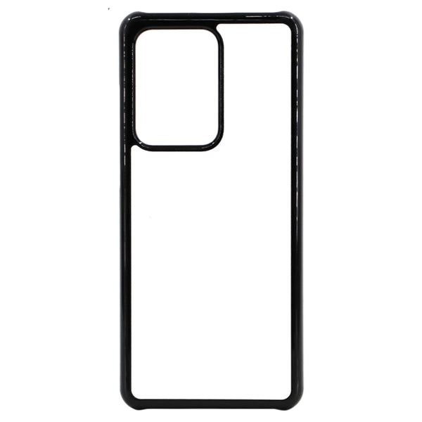 Phone Case - Plastic - Samsung Galaxy S20 Ultra - Black