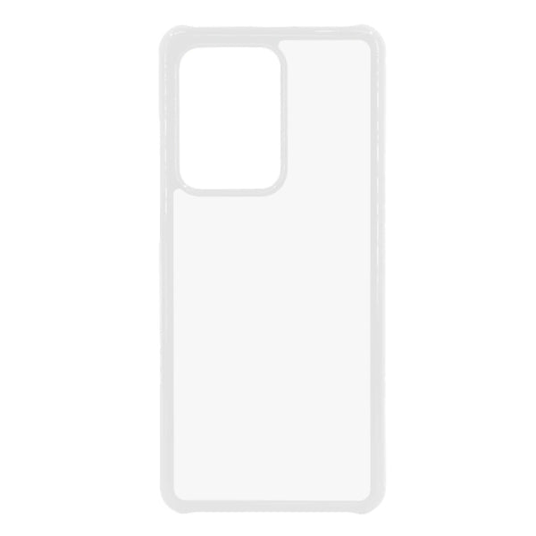 Phone Case - Plastic - Samsung Galaxy S20 Ultra - White