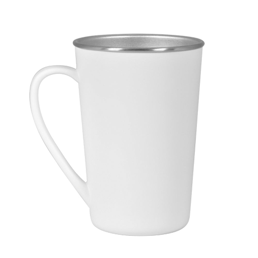 Mug - Polymer - GLOSS FINISH - 17oz Polymer and Stainless Steel Mug