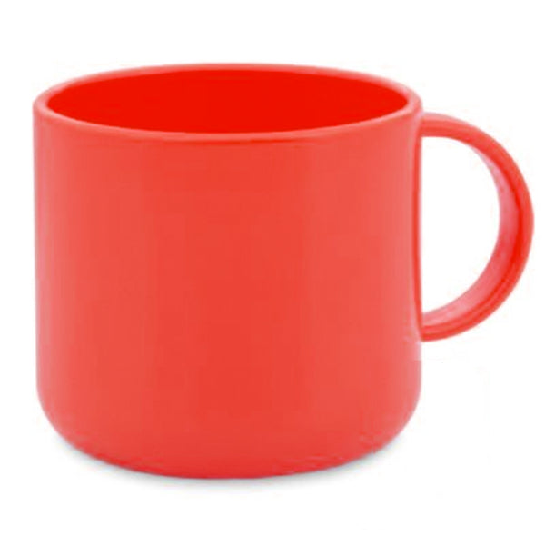 Mug - Polymer - 6oz - Unbreakable Mug - Red