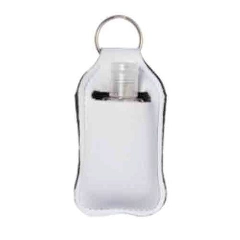 Accessory - Sanitizer Holder / Pouch Keyring