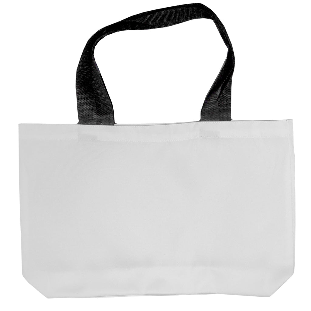 Bags - Shopping Bag with Black Handles - 30cm x 47cm