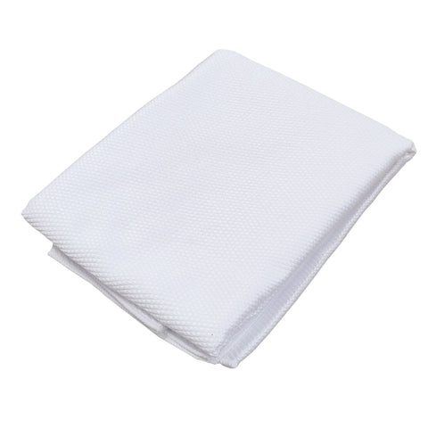 Towel - Fish Scale - 100% Polyester - 40cm x 60cm - MEDIUM