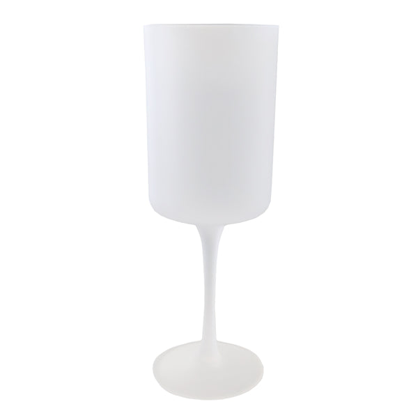 Wine Glass - 275ml Red Wine Goblet - Frosted