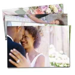 "Pack of 10 x Ultra HD 1.15mm Thick Sublimation Aluminium Sheets - 8"" x 10"" (20.3cm x 25.4cm)"