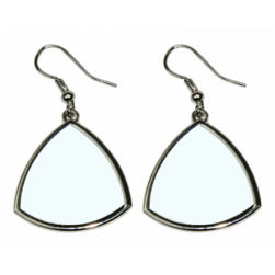Jewellery - Earrings - Hanging Earrings - Triangle