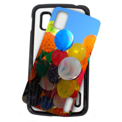 Google Nexus 4 Blank Sublimation Phone Case Plastic