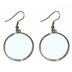 Jewellery - Earrings - Hanging Earrings - Round