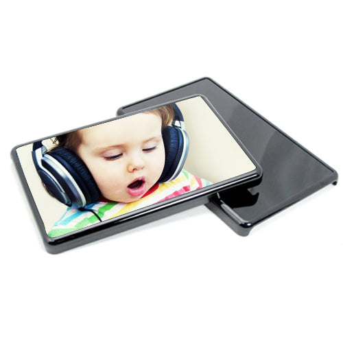 Black Kindle Fire Blank Sublimation Case