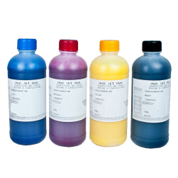 HP8000 Compatible Pigment Ink Refill Set 500ml