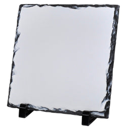 Photo Slate - Glossy Finish - 30cm x 30cm Square Rock Slate