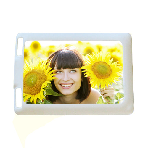 White Kindle Touch Blank Sublimation Case