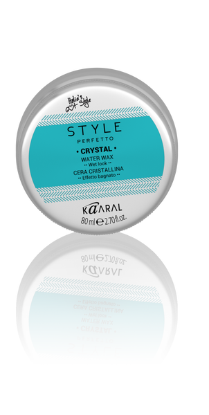 Style Perfetto CRYSTAL Water Wax for Wet Look