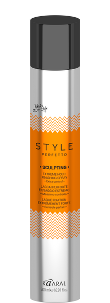 SCULPTING Extreme Hold Finishing Spray