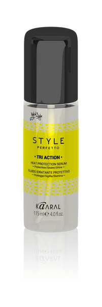 TRI-ACTION Heat Protection Serum