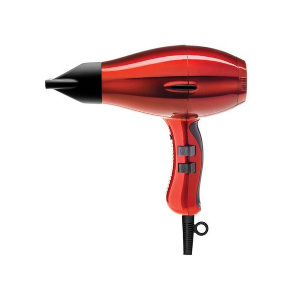 Elchim 3900 Healthy Ionic Passion Blowdryer, Candy Red