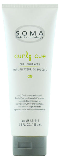 Hairstyles, Styling, Salon Products, Soma Curly Cue Enhancing Gel