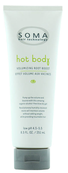 Styling, Hair Care, Salon Products, Soma Hot Body Voluminizing Gel