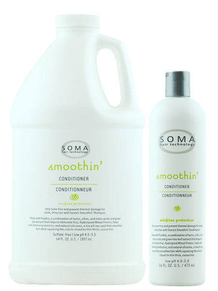 Damaged Hair Care Treatments, Shampoos, Soma Smoothin' Conditioner