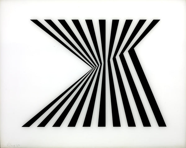 Bridget Riley Fragment 1