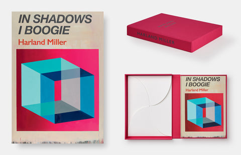 "Harland Miller ""In Shadows I Boogie"" Box set (Pink)"