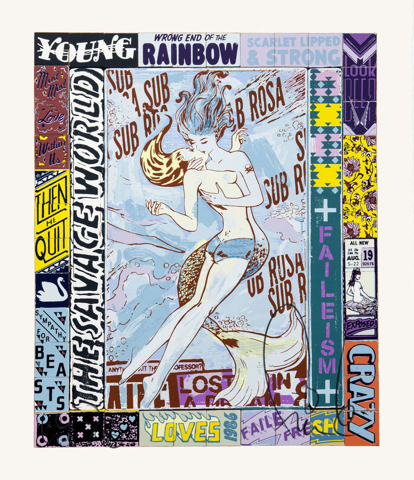 "Faile ""Sub Rosa World"""