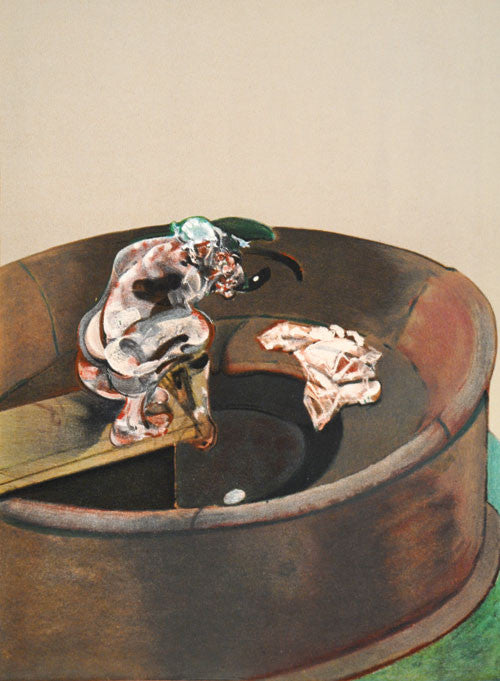 "Francis Bacon ""George Dyer Crouching"""